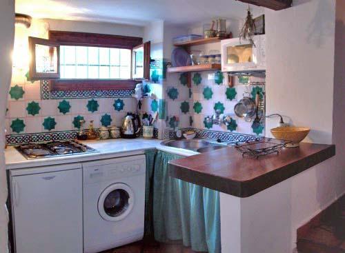 Planta baja: La cocina