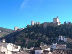 Alhambra views